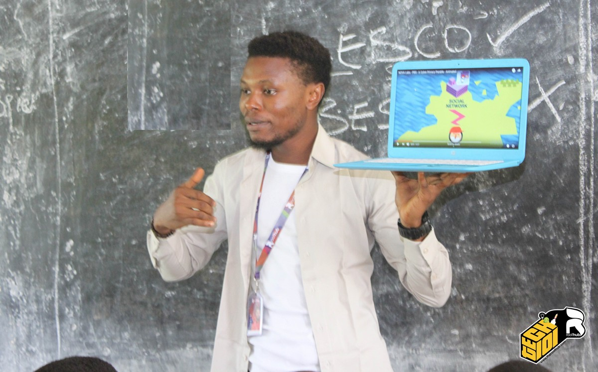 tech 101 at ibesikpo secondary school