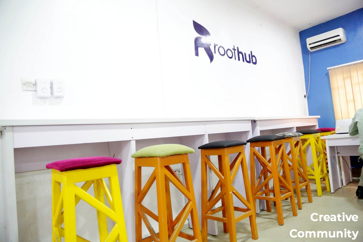 The Roothub Co working space