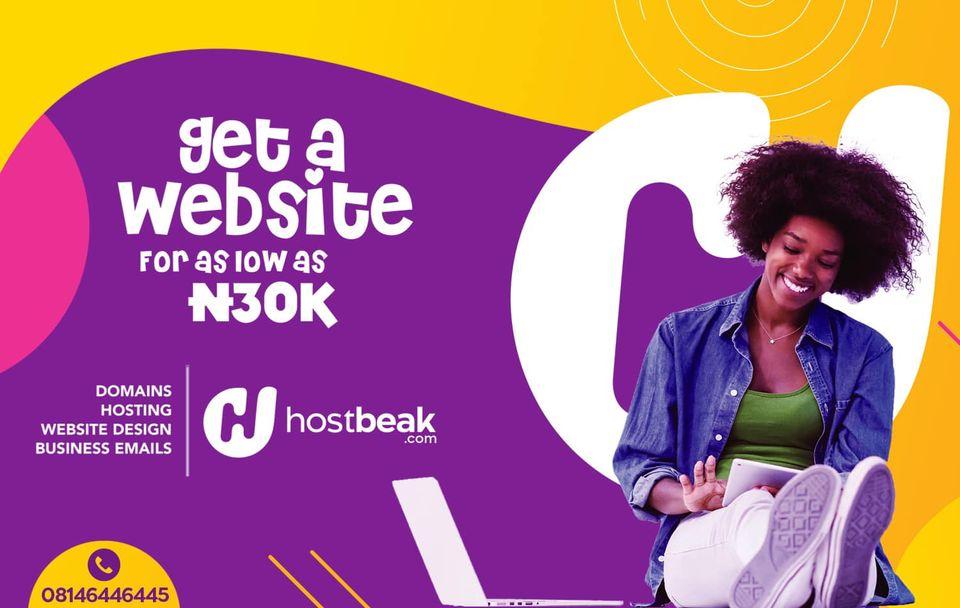 Hostbeak Website Promotion