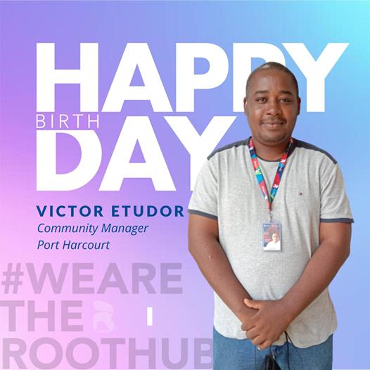 Happy Birthday Mr Victor