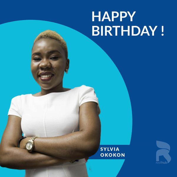 sylvia okokon's birthday