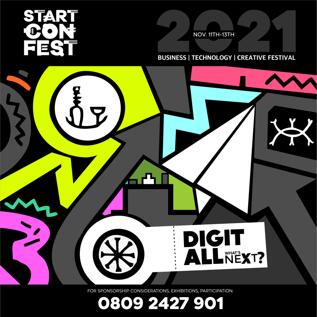 StartConFest 2021 is here!!!